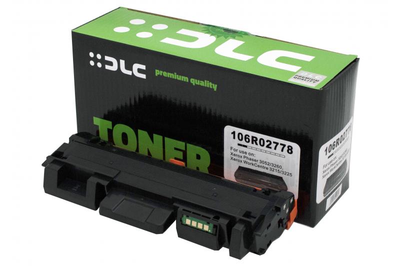 Cartus compatibil toner DLC XEROX 106R02778 (PHASER 3260/3052 /WC3215/WC3225), 3K