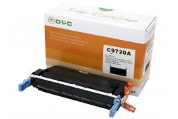 Cartus compatibil toner DLC HP C9720A (HP 4600/4650) BK 9K