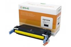 Cartus compatibil toner DLC HP C9722A (HP 4600/4650) YELLOW 8K