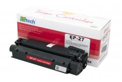 Cartus compatibil toner RETECH CANON EP27, 2.5K