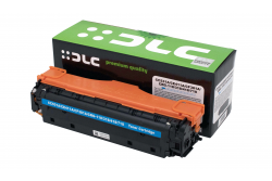 Cartus compatibil toner DLC HP CC531A/CE411A/CF381A/CRG718 CYAN, 2.8K