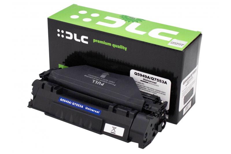 Cartus compatibil toner DLC HP 49A (Q5949A) / HP 53A (Q7553A) Universal, 3.5K