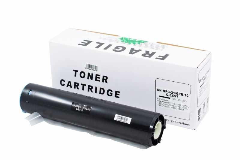Cartus compatibil toner DLC CANON NPG21 / GPR10 / C-EXV7, 5.3K