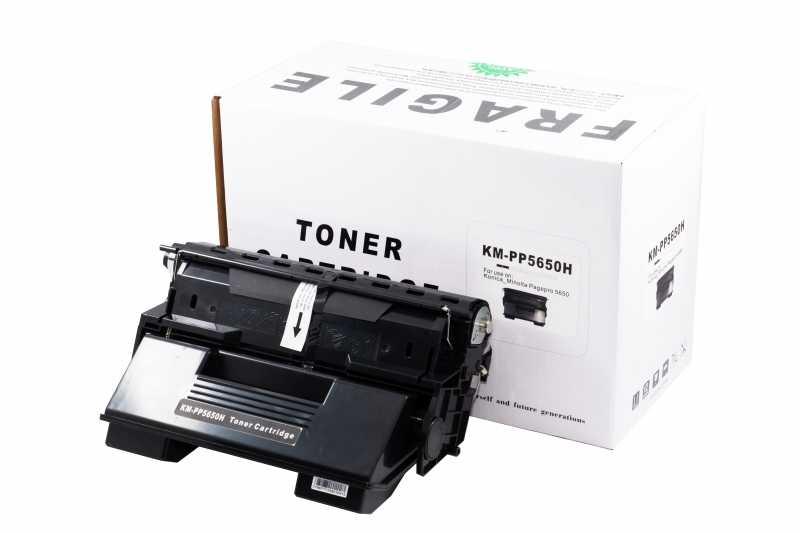 Cartus compatibil toner DLC MINOLTA A06V152 (PP5650), 19K