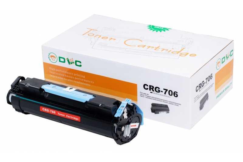 Cartus compatibil toner DLC CANON CRG706, 5K