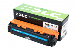Cartus compatibil toner DLC CANON CRG331/731 CYAN, 1.8K