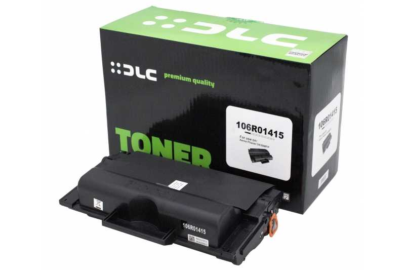 Cartus compatibil toner DLC XEROX 106R01415 (PHASER 3435) 10K