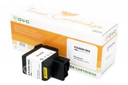 Cartus compatibil toner DLC LEXMARK C540H1KG (C540) BK, 2.5K