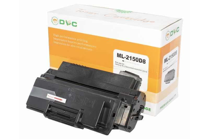 Cartus compatibil toner DLC SAMSUNG ML-2150D8 (ML2150/2151/2550/2551), 8K