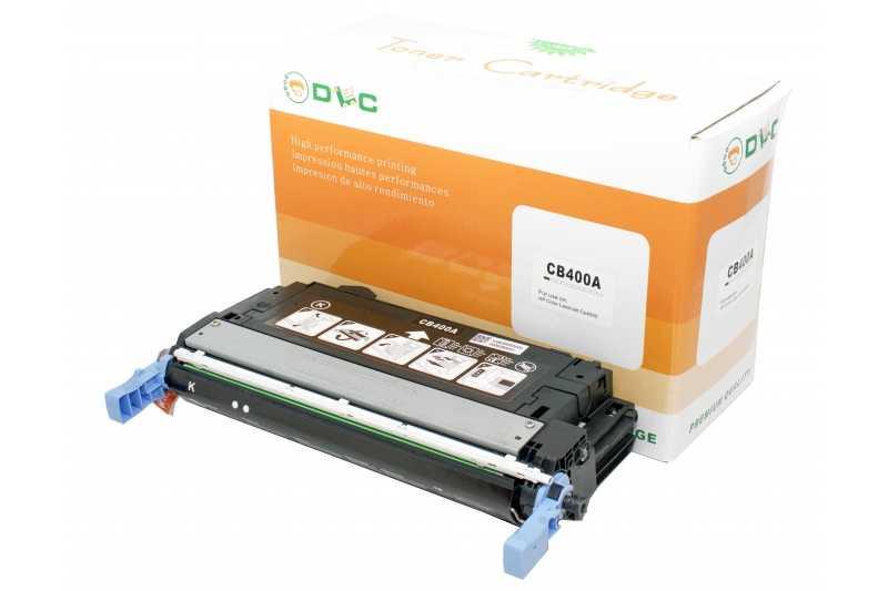 Cartus compatibil toner DLC HP CB400A (HP CP4005) BK 7.5K