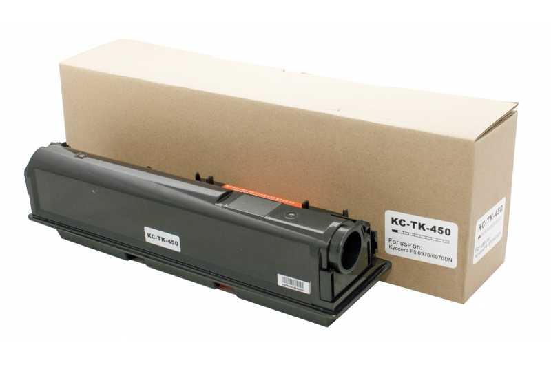 Cartus compatibil toner DLC KYOCERA TK450, 15K