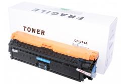 Cartus compatibil toner DLC HP 650A (CE271A), 15K