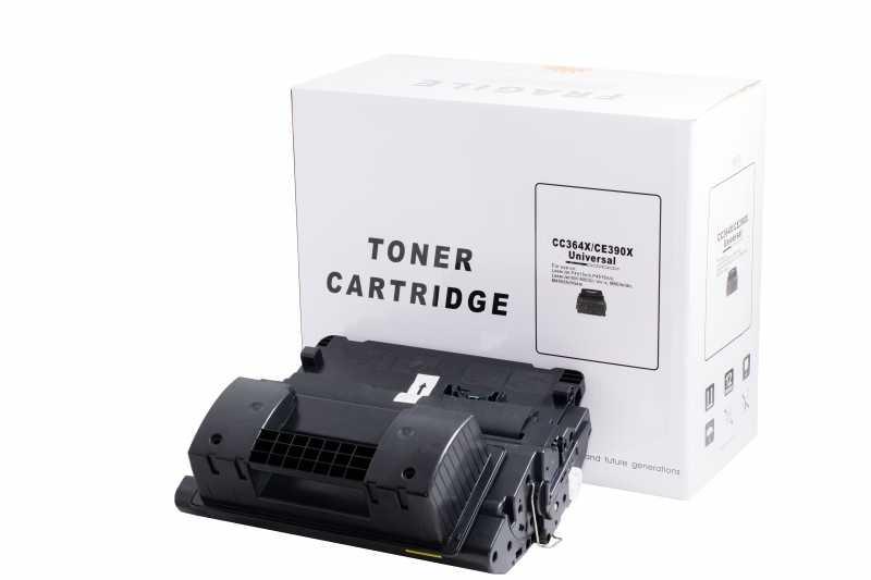 Cartus compatibil toner DLC-N HP CC364X/CE390X 24K (AMBALAJ ALB)