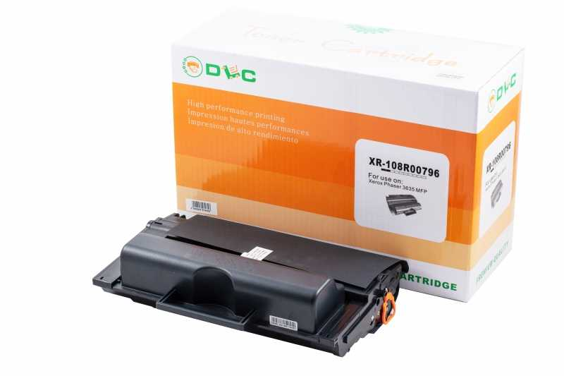 Cartus compatibil toner DLC XEROX 108R00795/6 (PHASER 3635), 10K