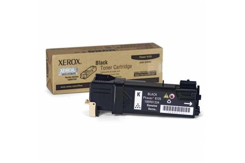 Cartus original toner XEROX 106R1334 (6125) BK