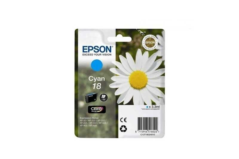 EPSON 18 CYAN