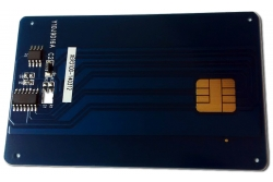 DLC CIP CARD MINOLTA 1600F 4K