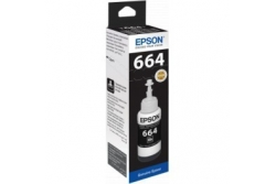 Cartus original cerneala EPSON T6641 BK(70ML)