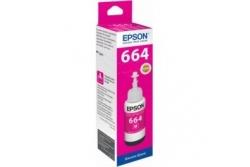 Cartus original cerneala EPSON T6643A MAGENTA(70ML)