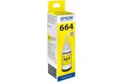 Cartus original cerneala EPSON T6644A YELLOW(70ML)