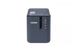 Brother PT-P950NW - Imprimantă de etichete profesională cu conectare la PC și rețea wireless și cablată