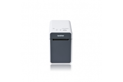 Brother TD-2120N - Imprimantă de etichete flexibilă de birou cu posibilitatea de a fi portabilă