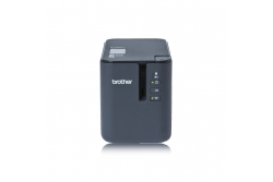 Brother PT-P900W - Imprimantă de etichete profesională cu conectare PC și Wi-Fi intregrat