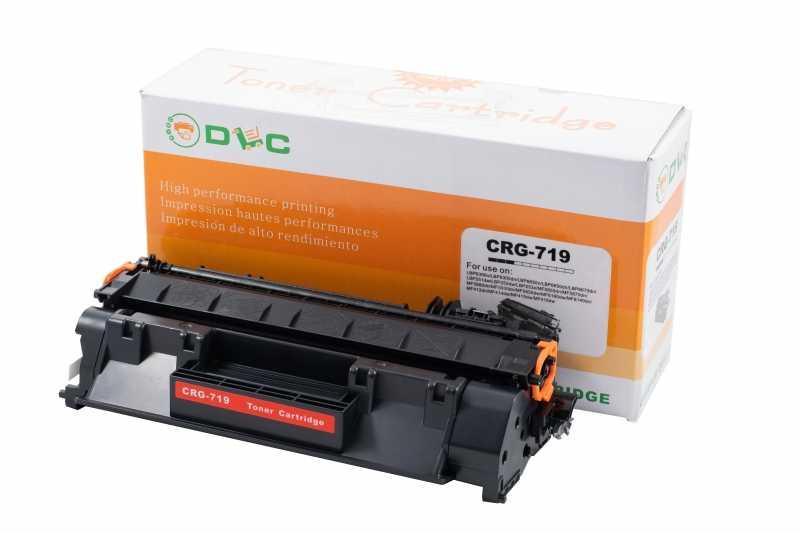 Cartus compatibil toner DLC CANON CRG719, 2.1K