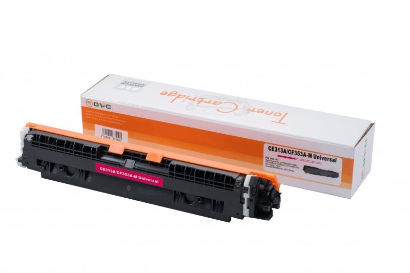 Cartus compatibil toner DLC HP 126A (CE313A) / 130A (CF353A) / CANON CRG729 MAGENTA, 1K