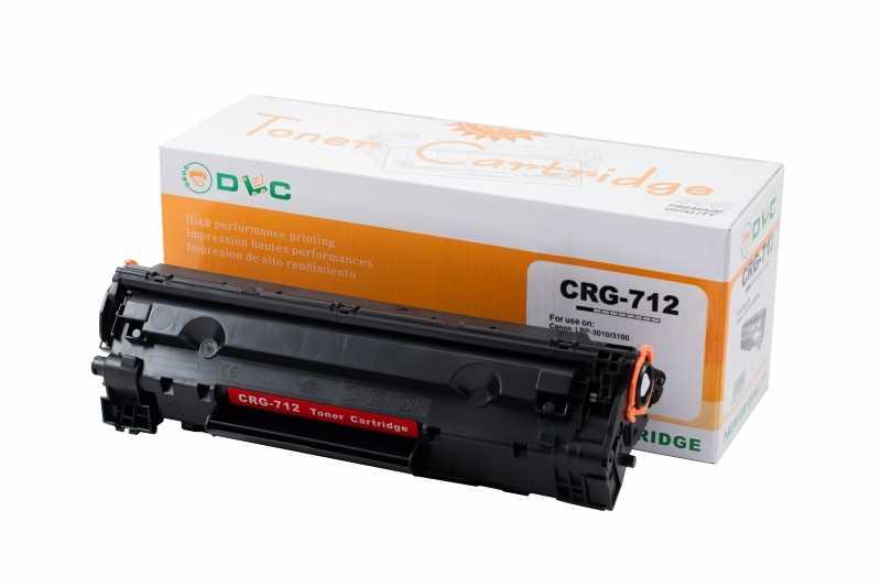Cartus compatibil toner DLC CANON CRG712, 1.5K