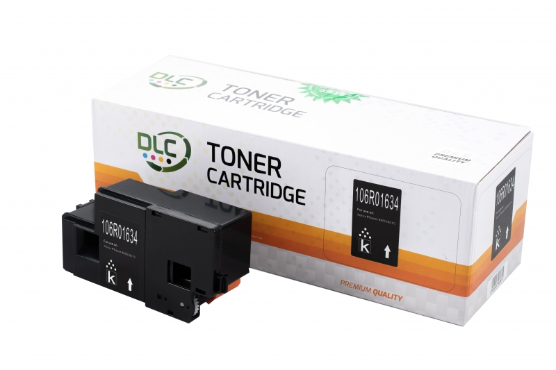 Cartus compatibil toner DLC XEROX 106R01634 BK, 2K