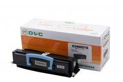 Cartus compatibil toner DLC LEXMARK X340H21G X340/X342, 6K