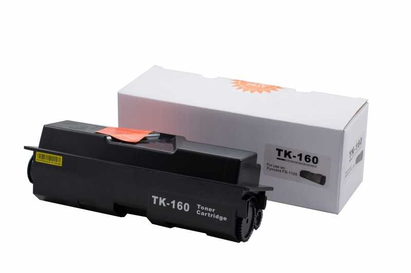 Cartus compatibil toner DLC KYOCERA TK160, 2.5K