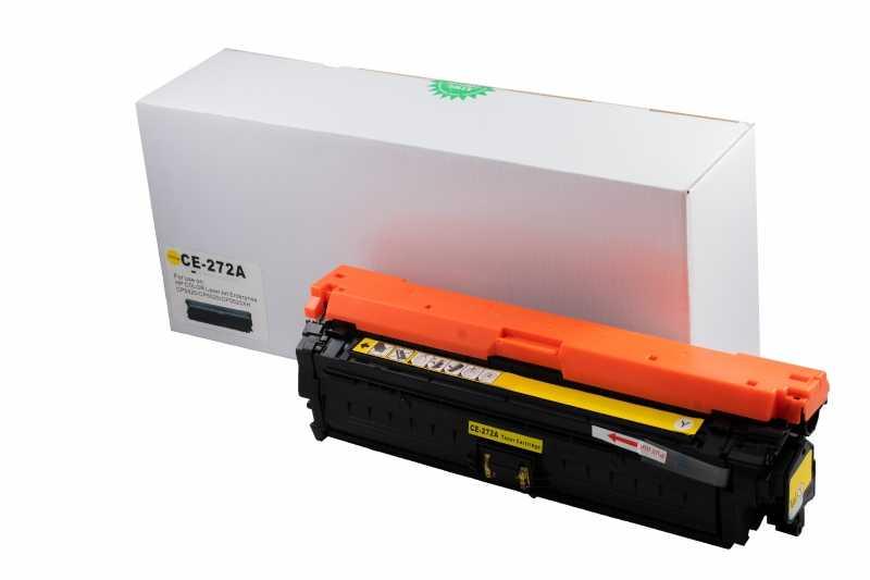 Cartus compatibil toner DLC HP 650A (CE272A), 15K