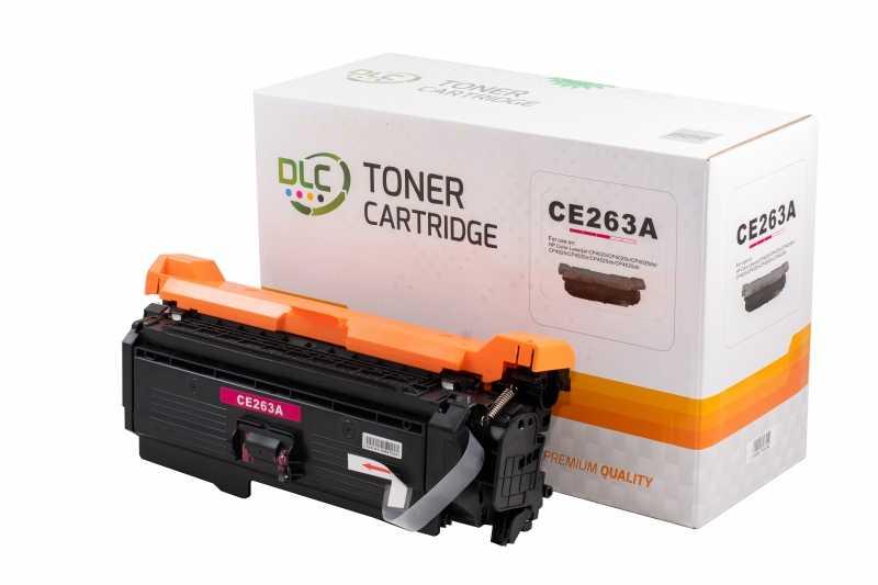 Cartus compatibil toner DLC HP 648A (CE263A) MAGENTA, 11K