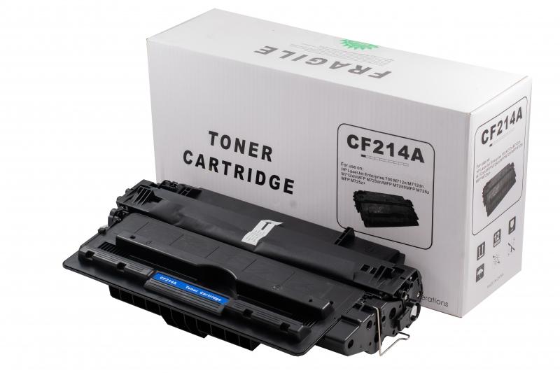 Cartus compatibil toner DLC HP 14A (CF214A), 10K