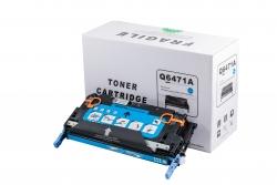 Cartus compatibil toner DLC HP HP 502A (Q6471A) / CANON CRG711 CYAN, 4K