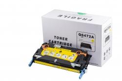 Cartus compatibil toner DLC HP 502A (Q6472A) / CANON CRG711 YELLOW, 4K