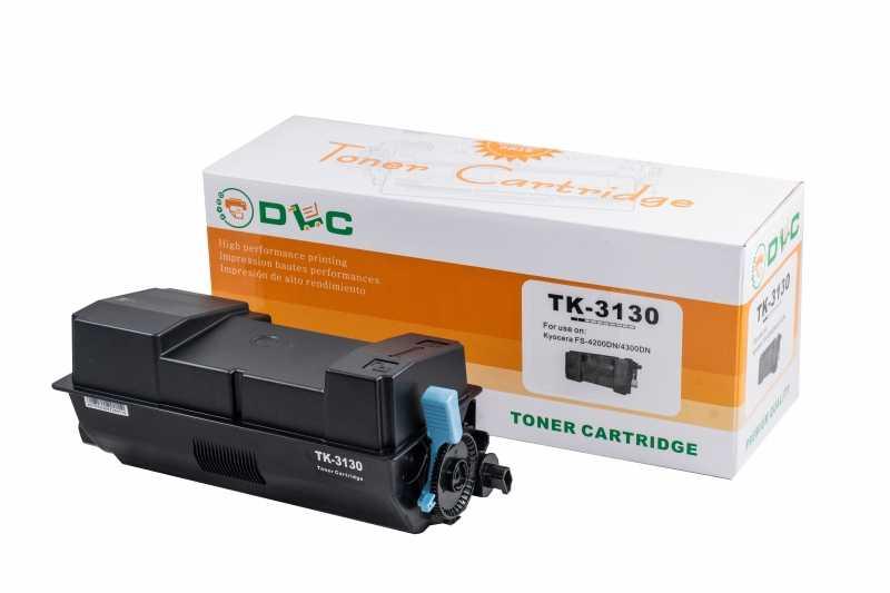 Cartus compatibil toner DLC KYOCERA TK3130, 25K