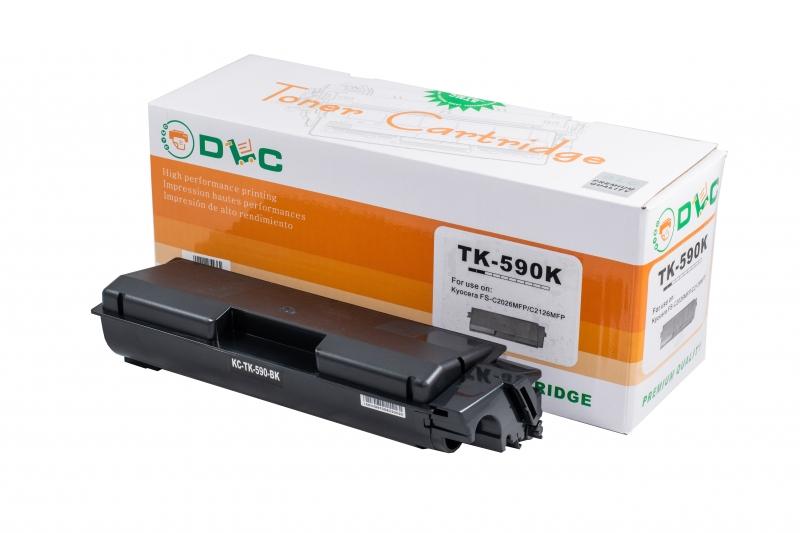 Cartus compatibil toner DLC KYOCERA TK590-K BK, 7K