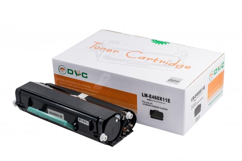 Cartus compatibil toner DLC LEXMARK E460 (E460X11E) 15K