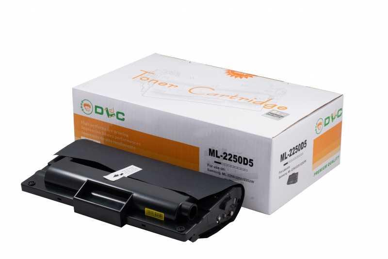 Cartus compatibil toner DLC SAMSUNG ML-2250D5, 5K