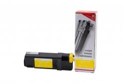 Cartus compatibil toner DLC XEROX 106R01458 (PHASER 6128) YELLOW 2.5K
