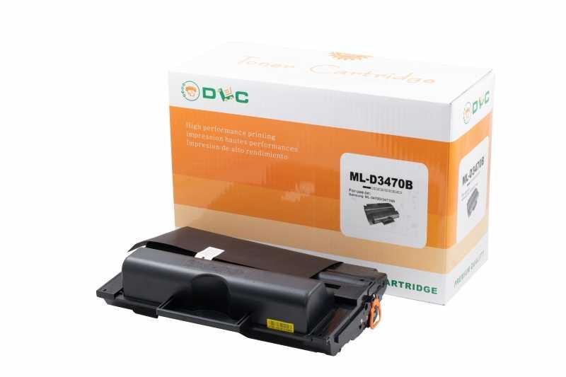 Cartus compatibil toner DLC SAMSUNG ML-D3470B (ML3470/ML3471), 10K