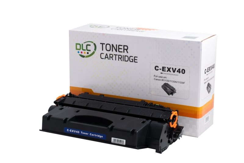 Cartus compatibil toner DLC CANON C-EXV40, 6K