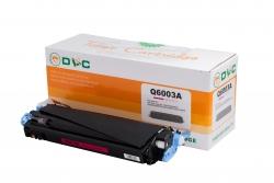 Cartus compatibil toner DLC HP 124A (Q6003A) MAGENTA, 2K