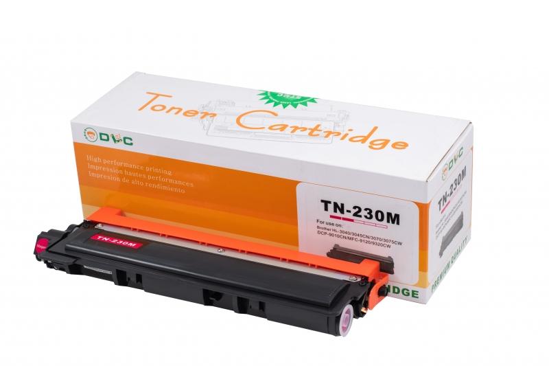 Cartus compatibil toner DLC BROTHER TN230 MAGENTA, 1.4K