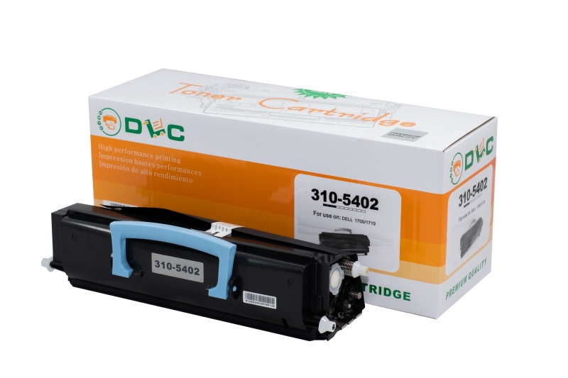 Cartus compatibil toner DLC DELL 310-5401 (1700) BK, 3K
