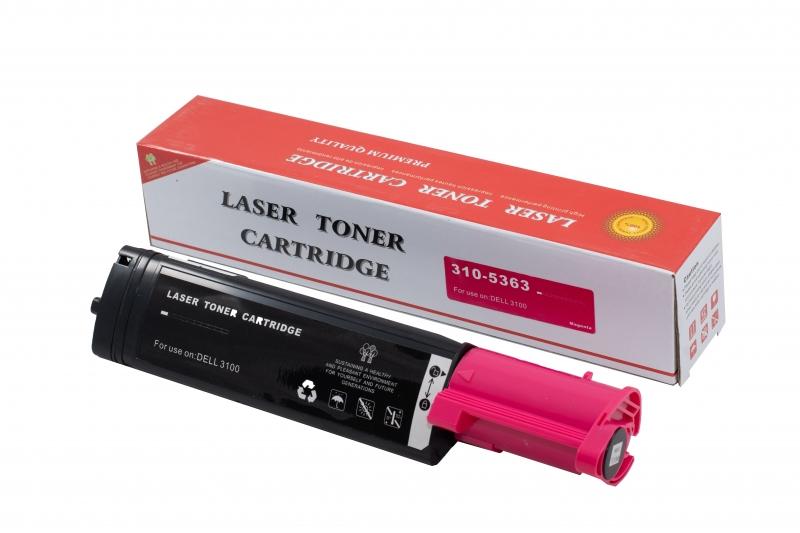 Cartus compatibil toner DLC K4972 (593-10062) DELL 3100 MAGENTA, 4K