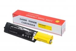Cartus compatibil toner DLC K4974 (593-10063) DELL 3100 YELLOW, 4K